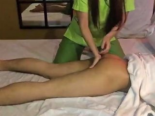 Pinay Massage Therapist Agreed For Extra Service