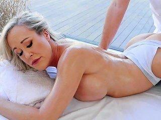 Hot Massage Sex Video With Brandi Love Keiran Lee