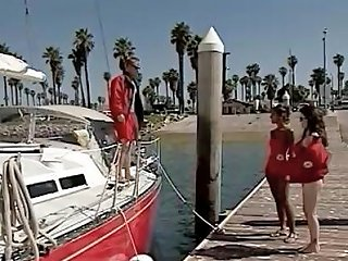 Asian Cutie Takes A Ride On The Yacht And Gets Fucked On Nuvid