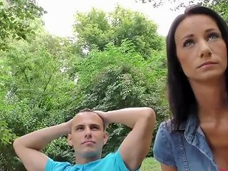 Hunt4k Guy Allows Stranger To Penetrate His Girlfriend For Cash