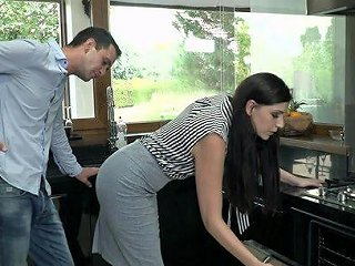 Getting Her Small Butt Fucked Is What Miranda Miller Likes The Most