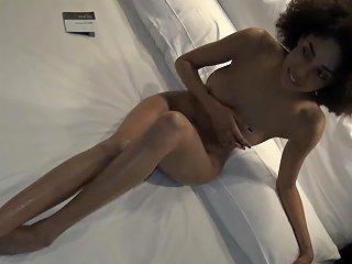 Huge German Student Cock Fucks With 18yo Cute Black Ebony Teen