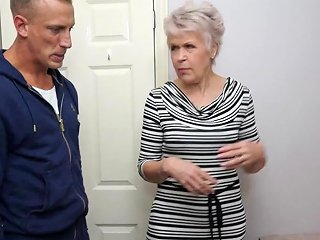 Granny Gets Amazing Sex With Strong Young Boy Free Porn 0c
