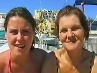 British Extreme Mother Daughter In Spain Free Porn C8