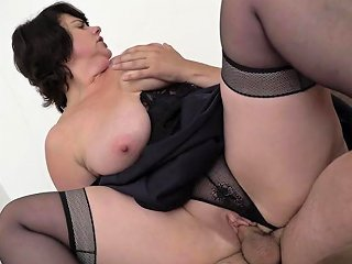 Rich Horny Grandma Pays For Every Fuck She Gets Hd Porn 22