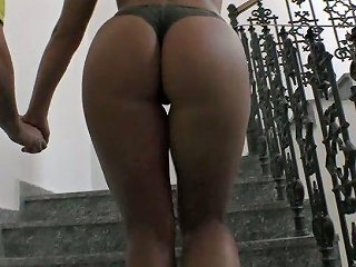 Big Bottomed Hottie Cherry Candy Gets Her Yummy Pussy Rammed