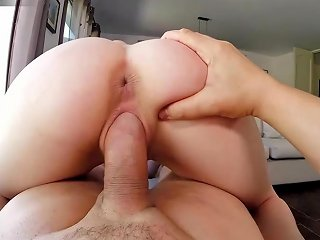 Teenage Lola Taylor Gives Up Her Mouth And Cunt During Pov Banging
