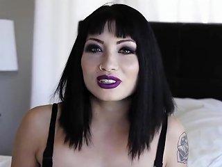 Goth Babe Deep Throats Hdzog Free Xxx Hd High Quality Sex Tube
