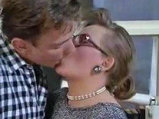 Busty Milf In Glasses Jizzed In The Office Free Porn 81