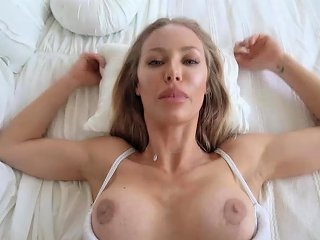 Hot Smoking Mom Takes Her Stepson Into Her Bedroom Nuvid