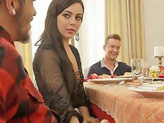 9654 Thanksgiving Dinner Sluts Whitney Wright Porno Movies Watch Porn Online Free Sex Videos