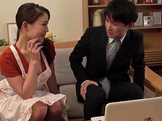 Avsa 091 Humiliating Power Harassment Cheating Drama My Employee S Hot Wife Toka Rinne