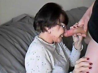 Dazzling Mature Slut Devouring A Young Cock Free Porn 33