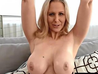 Busty Milf Julia Ann Worships Her Hot Big Tits Just For You 124 Redtube Free Big Tits Porn