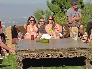 Swinging Couples Who Like To Fuck On Camera Get Together To Have Some Fun